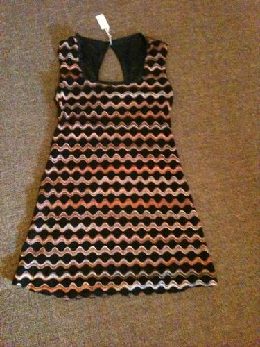 vestido de boutique nuevo talla m
