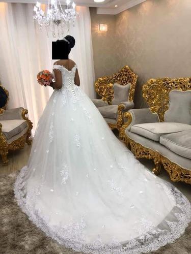 vestido de casamento princesa
