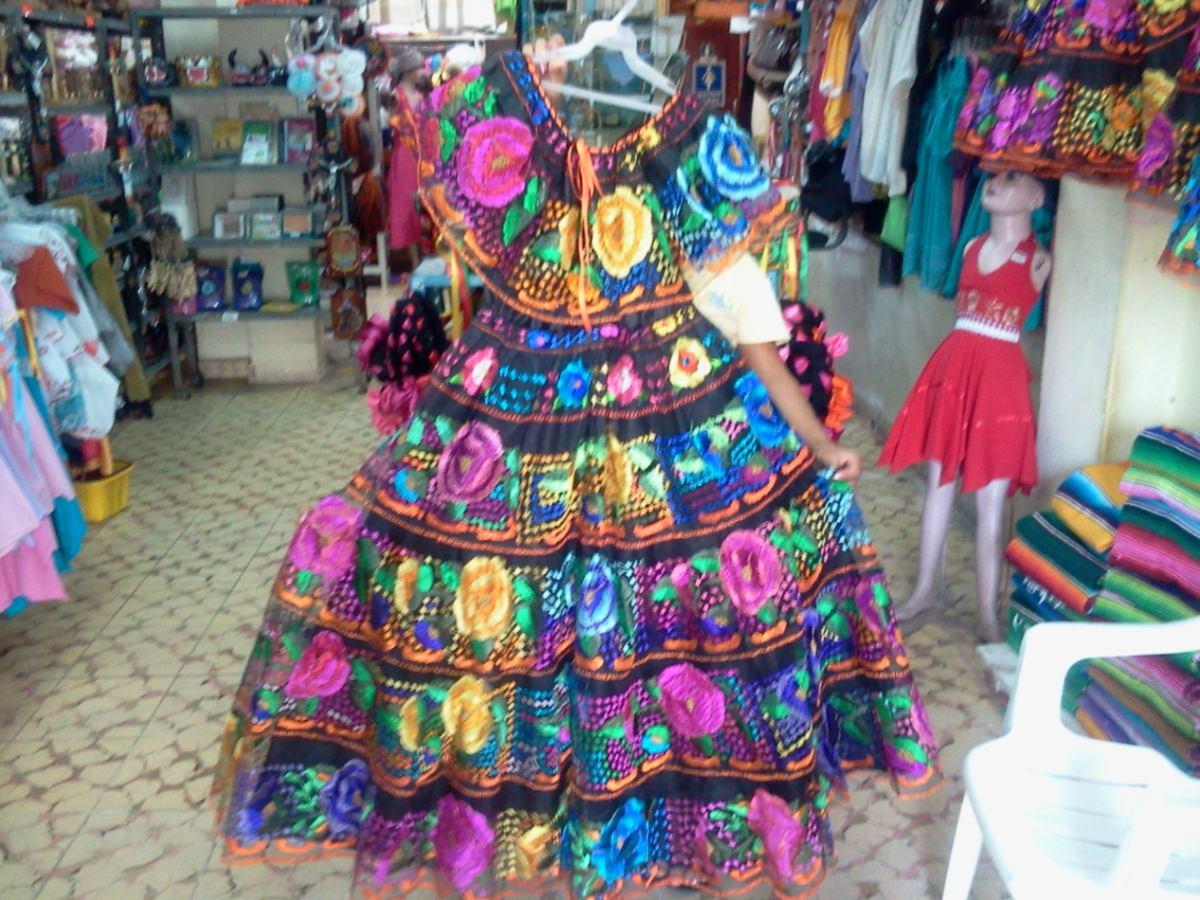 Vestidos Mexicanos Para Ninas Frases E Mensagens