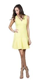 Pinterest Amarillo En De Cóctel Mercado Vestidos Mujer 354RLqAj