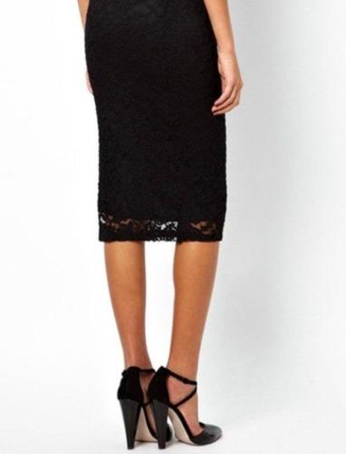 vestido de cóctel - fiesta - noche  (010117) elbauldecorina