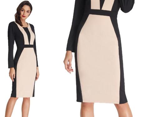 vestido de cóctel - oficina - noche 0101126)  elbauldecorina