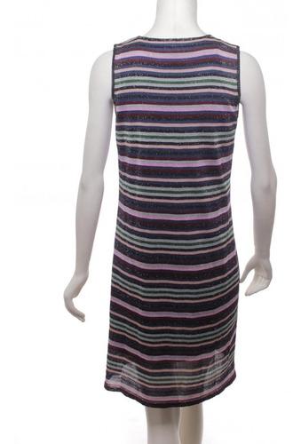vestido de colores missoni