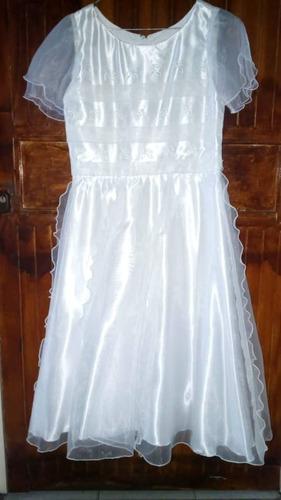 vestido de comunión talla l (16)