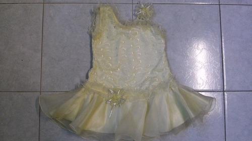 vestido de concurso fiesta para nina 18 meses envio gratis d