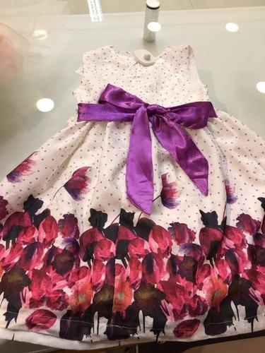 vestido de criança importado