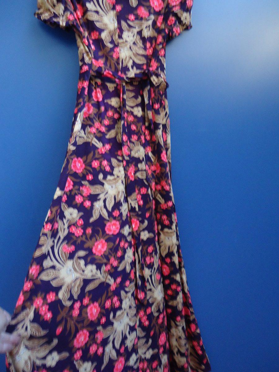 Vestido De Dama Largo Talle Pequeño En Villela - $ 250,00 en Mercado ...