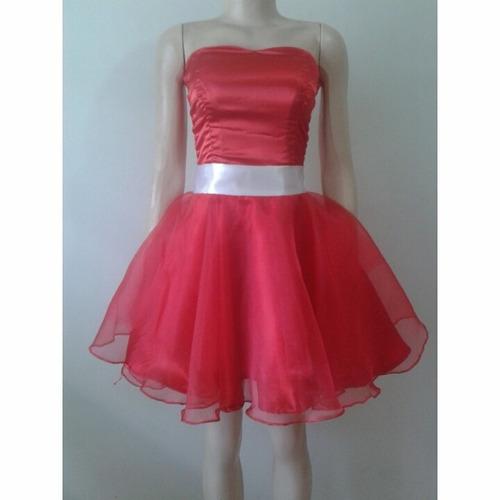vestido de dama para debutante e acomp(entrega 2 dias uteis)
