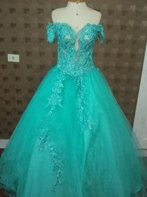 1f5c9a952 Vestido Debutante 2 1 Tiffany - Vestidos Longos Femininas no Mercado ...