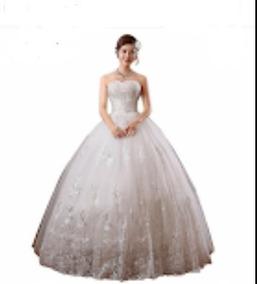 2829a8cc3 Vestido Neon 15 Anos - Vestidos De 15 anos Longos Branco no Mercado ...