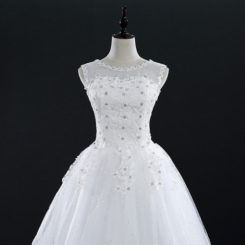 816a644c9cbf5 Vestido De Debutante Off White Plus Size 50 52 54 56 Vs00064 - R ...