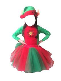 18a635110 Vestido De Duende Niña en Mercado Libre México