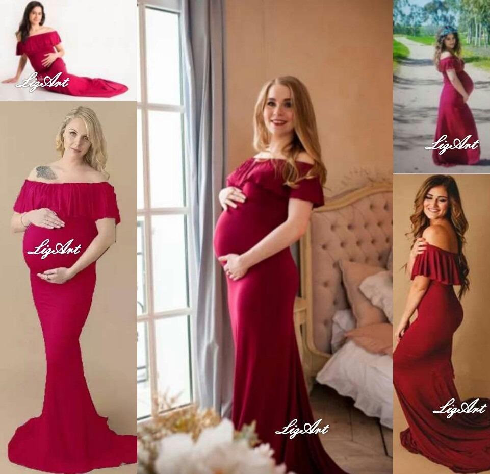95ff361d4 Vestido De Embarazada