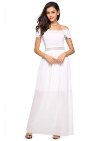 db98af685b4e Vestido Largo Encaje Lob Vestidos De Xv Largos Mujer - Vestidos de ...