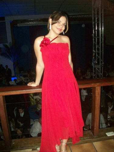 vestido de festa - alta costura
