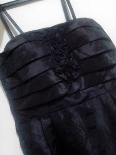 vestido de festa curto - tam. 40/42