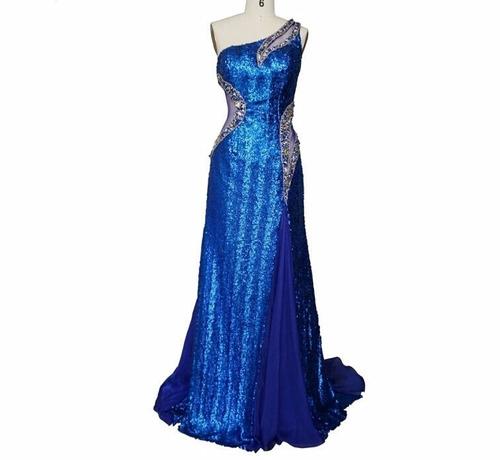 vestido de festa. dama, madrinha baile formatura. lindo