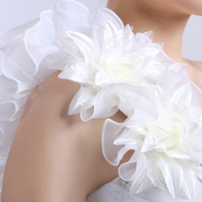 vestido de festa debutante 15 anos princesa branco 001