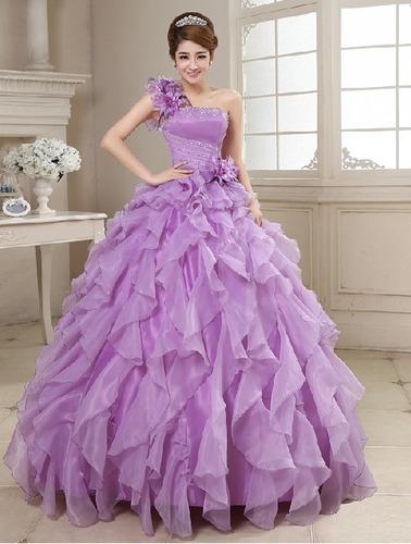 vestido de festa debutante 15 anos princesa dama de honra