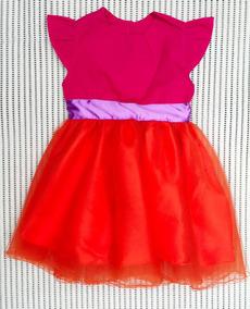 61b3fff34 Vestido Rosa Peito Paete Mio - Vestidos De Festa para Meninas no ...