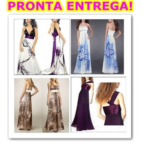 Vestido De Festa Ever Pretty Importado - Pronta Entrega!!!!