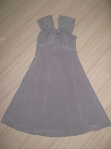 vestido de festa longuete