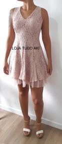 8fdf6ad14 Vestidos Curtos Com Brilho Festa 15 Anos - Vestidos Femininas no Mercado  Livre Brasil
