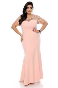 50c509aef629 Vestido Festa Plus Sizes G5 - Vestidos com o Melhores Preços no ...