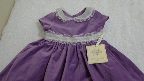 vestido de festa tam 12 meses eua importado original