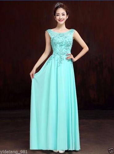 Fotos de vestido verde tiffany