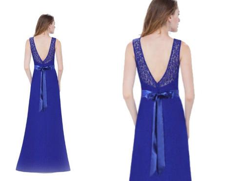 vestido de fiesta  0101139  elbauldecorina