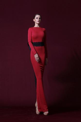 vestido de fiesta #3 by ricardo jimenez