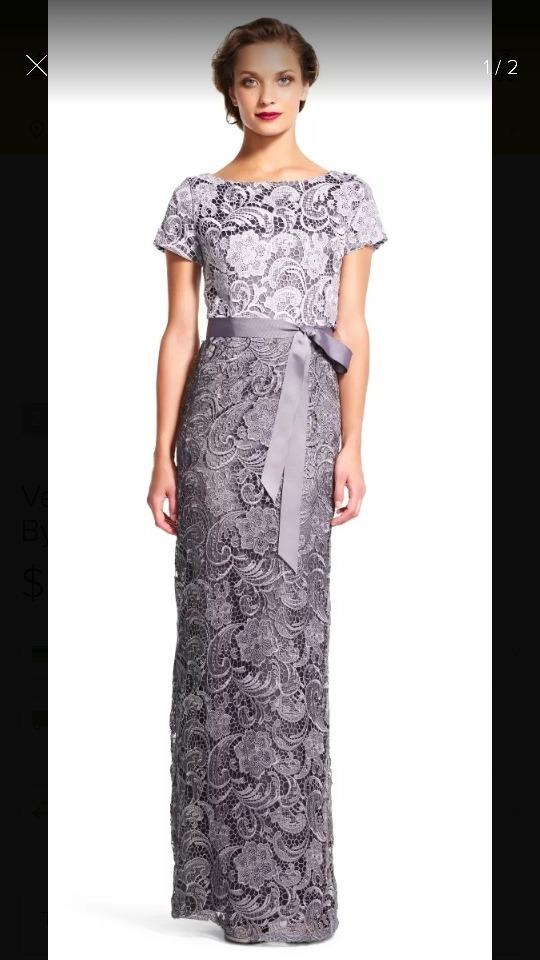 2a674ed02 Vestido De Fiesta Adrianna Papell - $ 1,100.00 en Mercado Libre