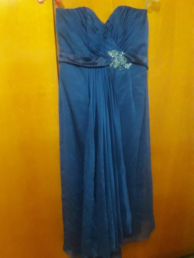 35768e55f1 vestido de fiesta alta costura con cola. talle grande. Cargando zoom.