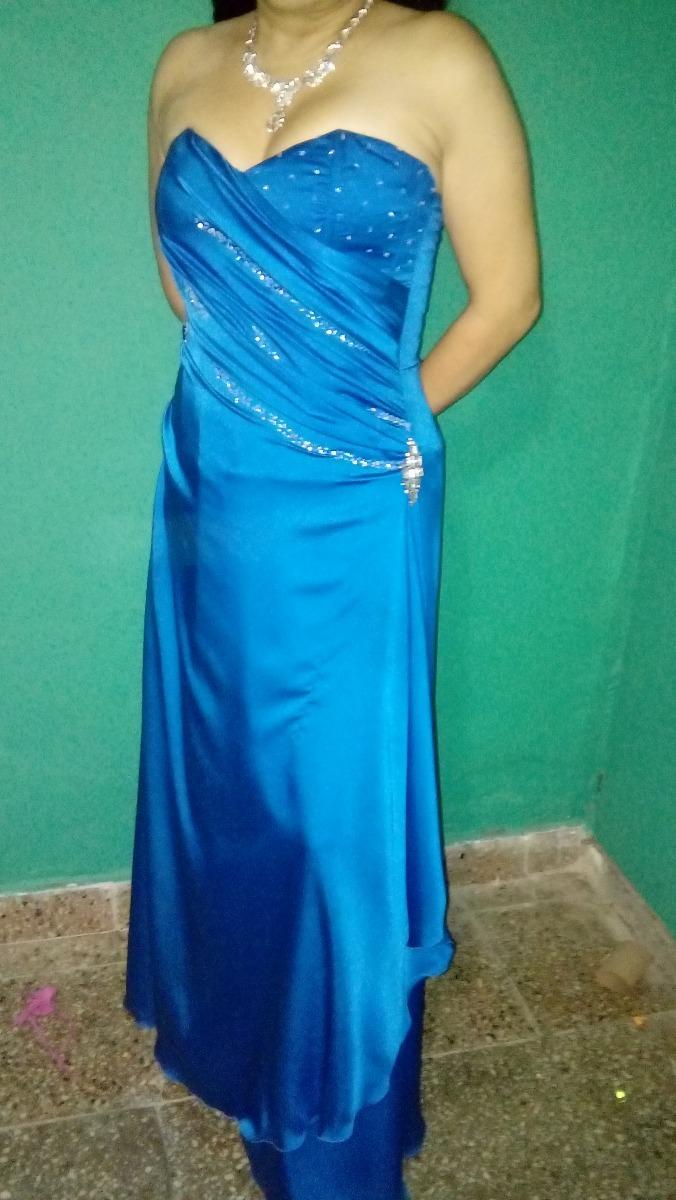 444a15da1b Vestido De Fiesta Alta Costura