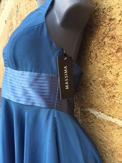 vestido de fiesta azul nuevo