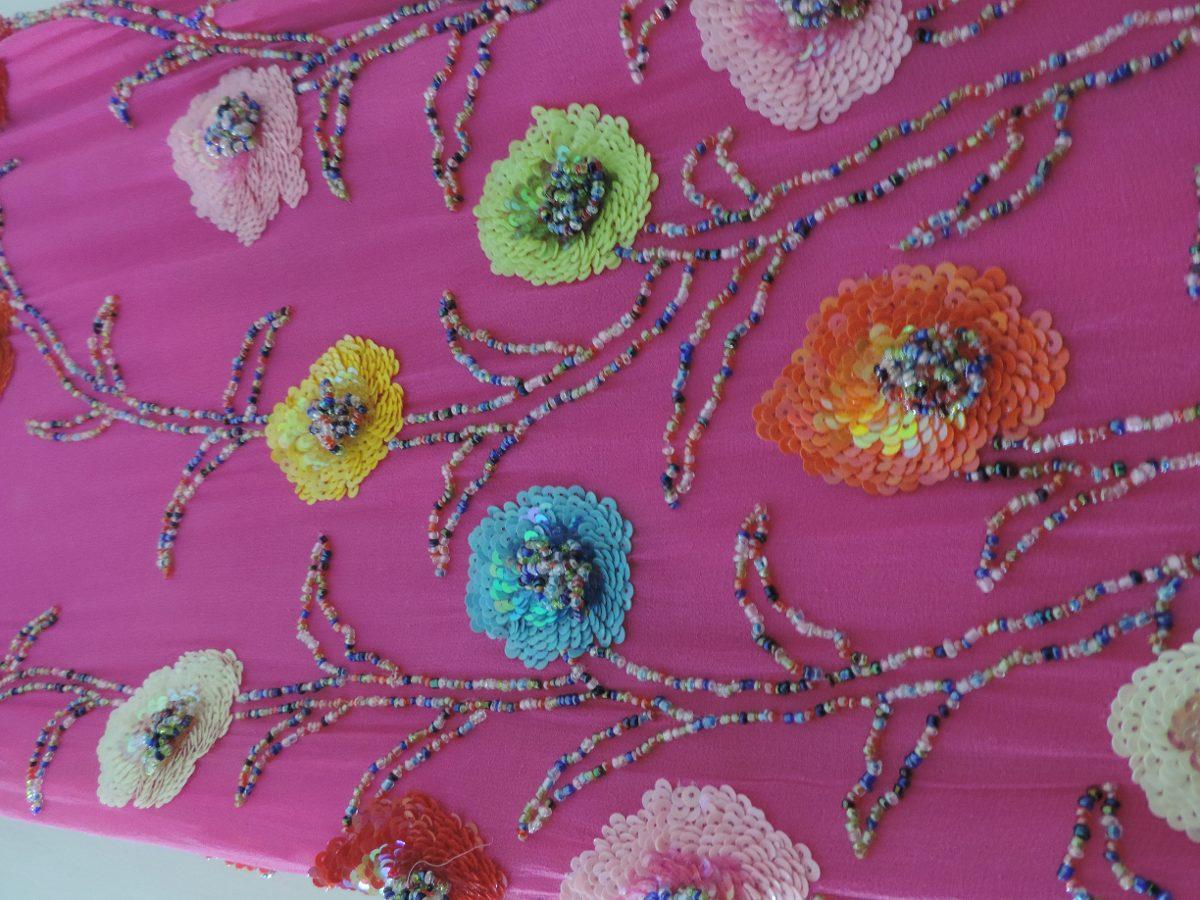 Único Vestidos De Fiesta Caro Ideas Ornamento Elaboración Festooning ...