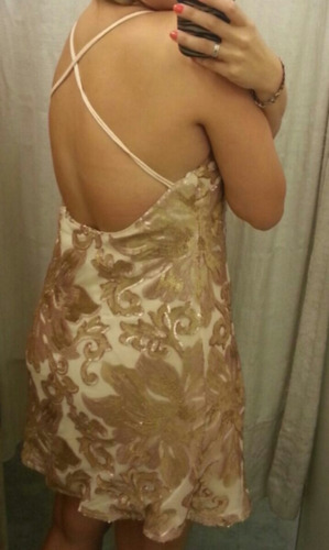 vestido de fiesta, casamiento , cumpleaños de 15, lentejuela