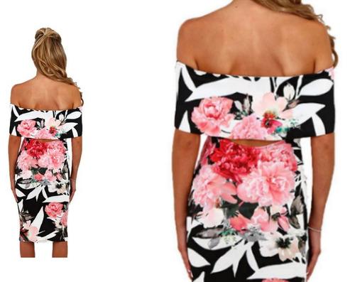 vestido de fiesta - cóctel - noche  0101181  elbauldecorina
