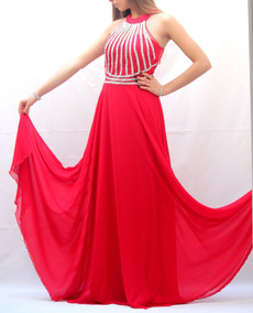 1282f084f Vestidos Para Egresada Rojo - Ropa y Accesorios en Mercado Libre Argentina