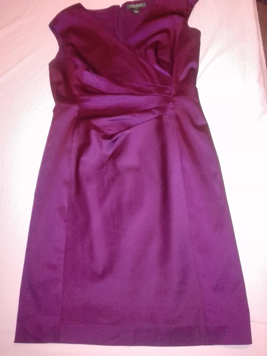 Vestido De Fiesta Corto - Marca Ralph Lauren - S/ 250,00 en Mercado ...