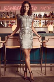 f15c7e5b8a Vestido De Fiesta Dama - Charlotte - Talles S Al Xl
