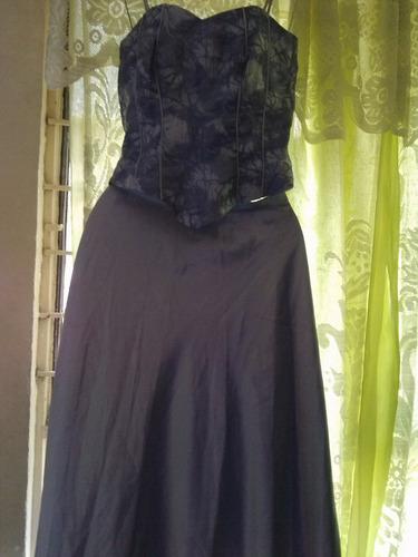 vestido de fiesta dama talla m