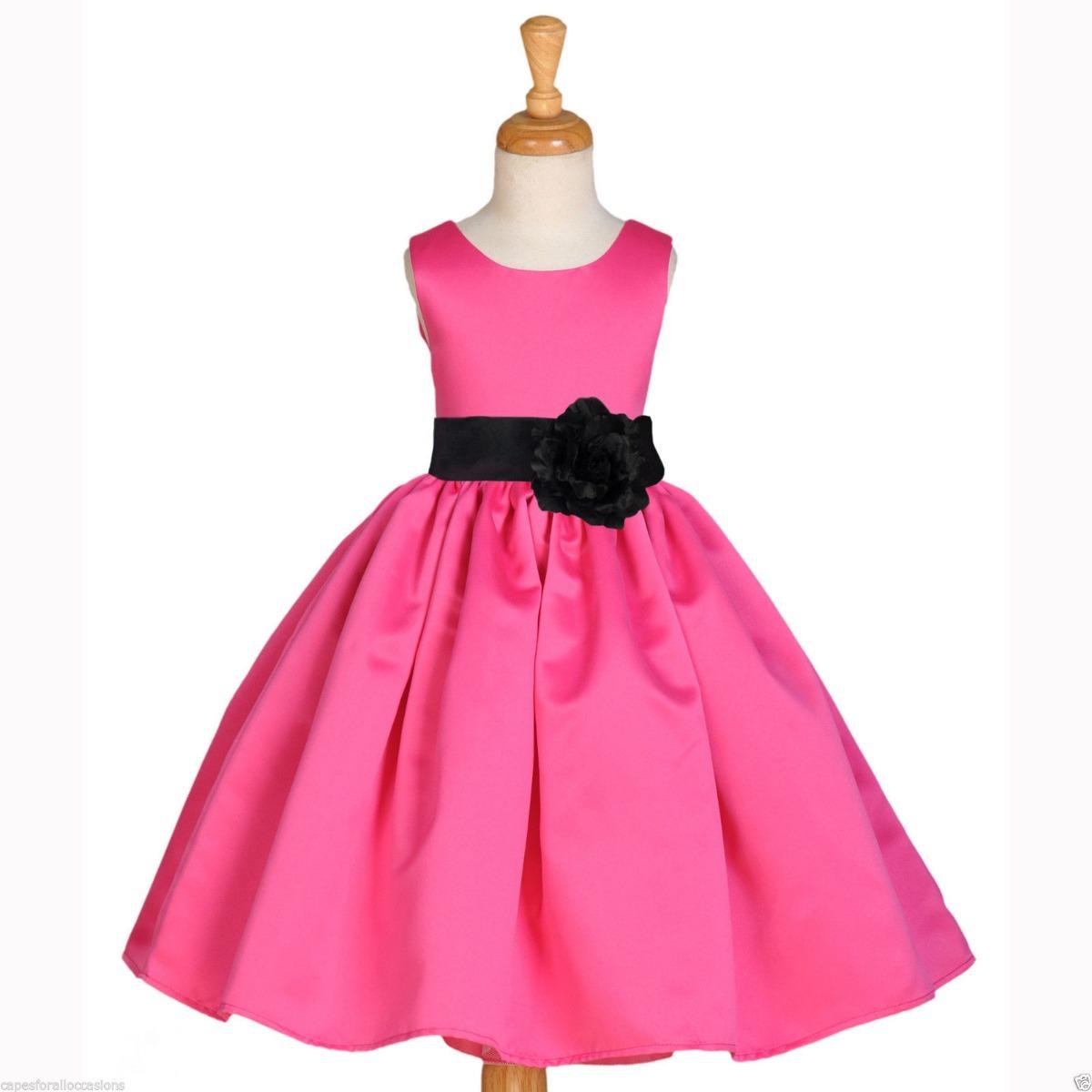 Vestido De Fiesta De Nena - $ 1.600,00 en Mercado Libre