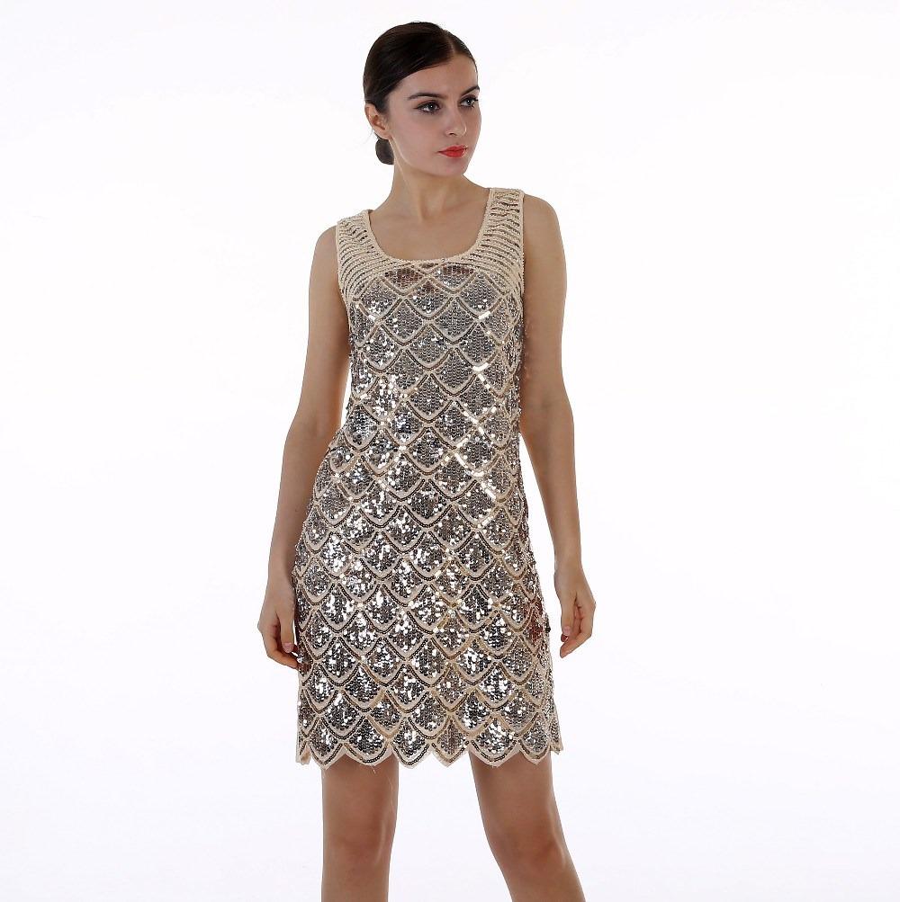 0e6376825 vestido de fiesta elegante lentejuelas talla m importado. Cargando zoom.