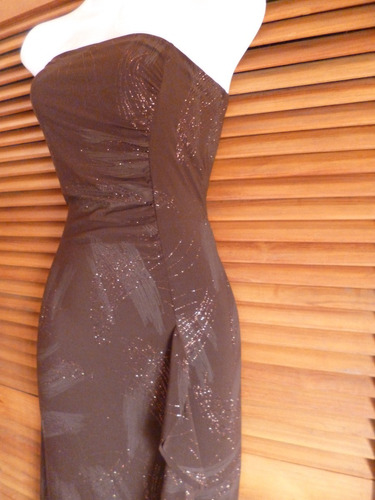vestido de fiesta elegante ropa dama strech