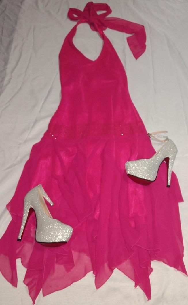 Vestido De Fiesta Envío Gratis - $ 220.00 en Mercado Libre