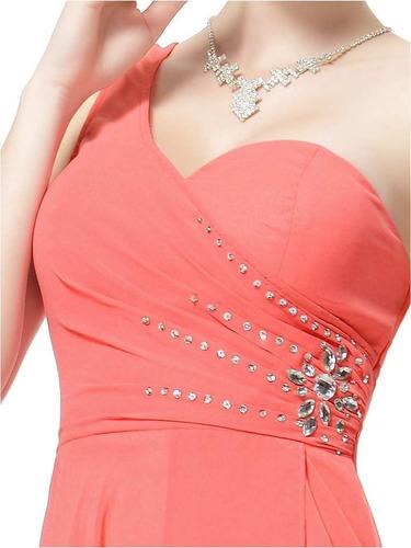 vestido de fiesta - gala (010178) elbauldecorina