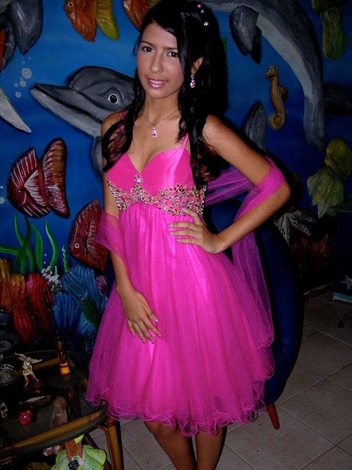Vestido De Fiesta (gala), 15 Años - Bs. 2.000.000,00 en Mercado Libre