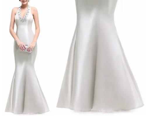 vestido de fiesta - gala - noche  (0101132)  elbauldecorina